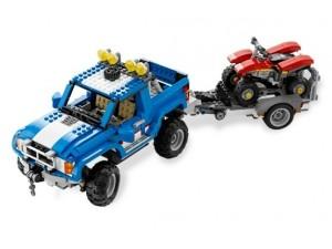 obrázek Lego 5893 Creator Terénní vůz