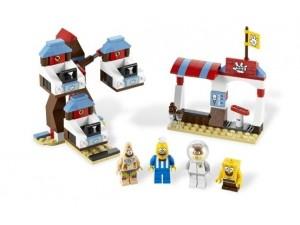obrázek Lego 3816 SpongeBob Světové rukavice