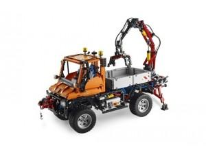 obrázek Lego 8110 Technic Mercedes-Benz Unimog U 400