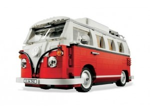 obrázek Lego 10220 Volkswagen T1 Campingbus