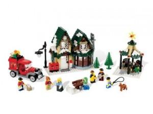 obrázek Lego 10222 Exkluzivní Vánoční pošta