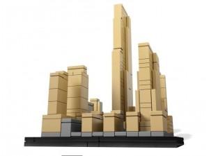obrázek Lego 21007 Architecture Rockefeller Center