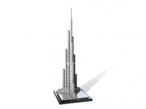 obrázek Lego 21008 Architecture Burj Khalifa