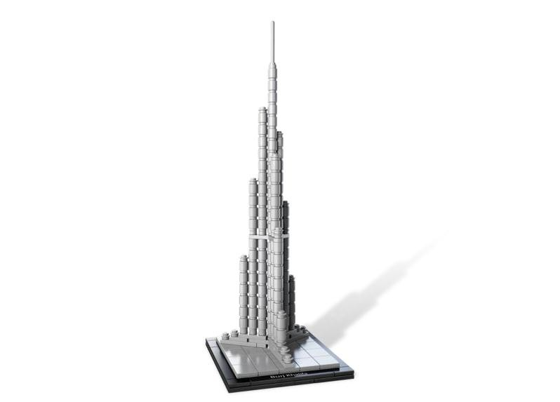 Lego 21008 Architecture Burj Khalifa
