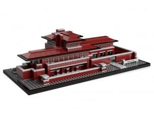 obrázek Lego 21010 Architecture Robie House