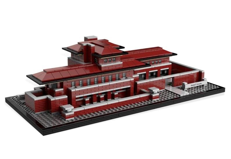 Lego 21010 Architecture Robie House