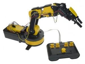 obrázek Robotická ruka