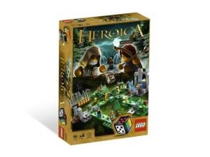 obrázek Lego 3858 Heroica Les Waldurk