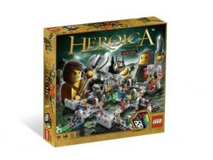 obrázek Lego 3860 Heroica Hrad Fortaan