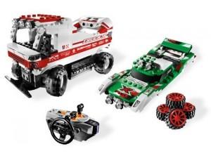 obrázek Lego 8184 Racers Závodní truck RC RC
