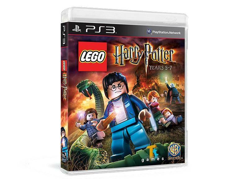 Lego 5000207 Harry Potter díly 5-7