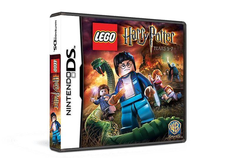 Lego 5000211 Harry Potter díly 5-7