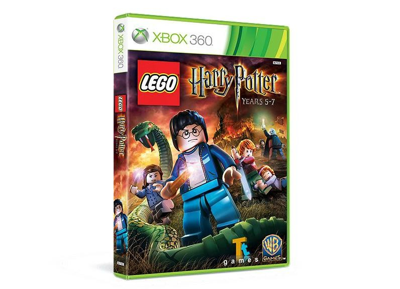 Lego 5000208 Harry Potter díly 5-7