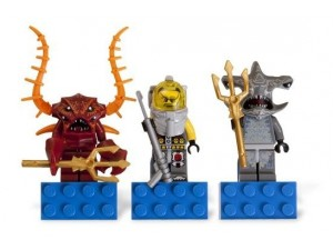 Lego 853087 Magnetické figurky Atlantis