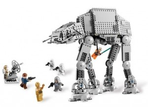obrázek Lego 8129 Star Wars AT-AT Walker