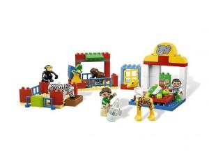 obrázek Lego 6158 Duplo Zoo Klinika pro zvířata