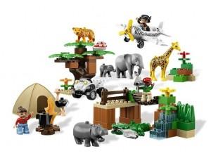 obrázek Lego 6156 Duplo Fotíme safari