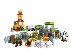 obrázek Lego 6157 Duplo Velká ZOO