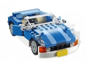 obrázek Lego 6913 Creator Modrý závoďák