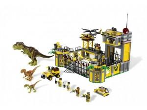 obrázek Lego 5887 Dino Defense HQ