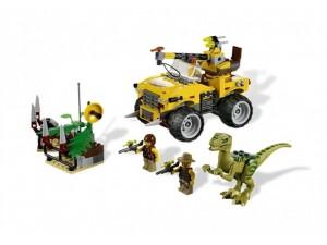 obrázek Lego 5884 Dino Dravec útočí