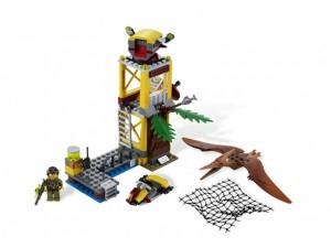 obrázek Lego 5883 Dino Pteradonová věž