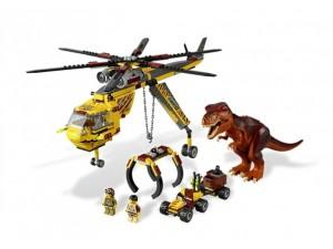 obrázek Lego 5886 Dino Lovec T-Rexů