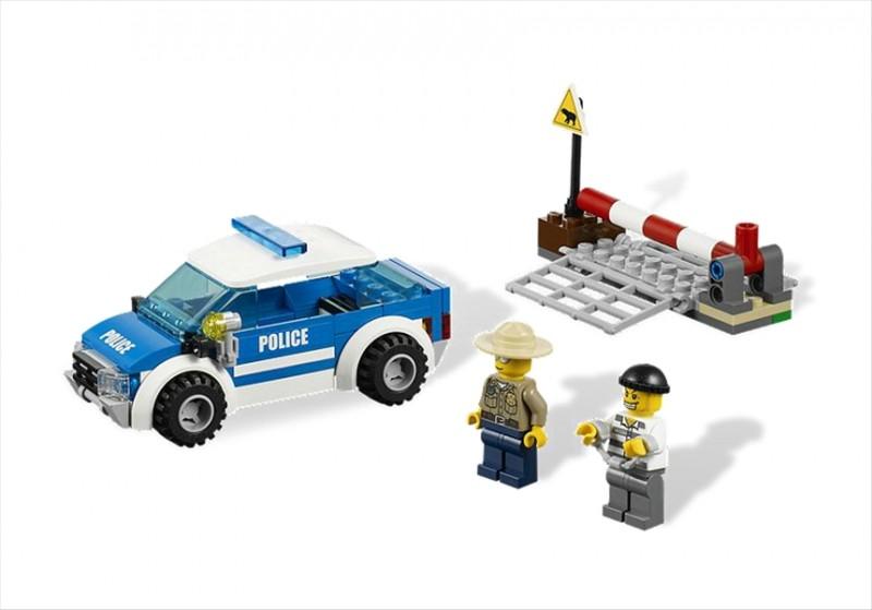 Lego 4436 City Policejní patrola
