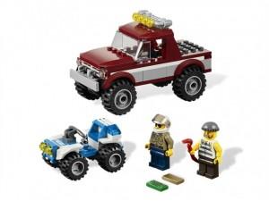 obrázek Lego 4437 City Policejní honička