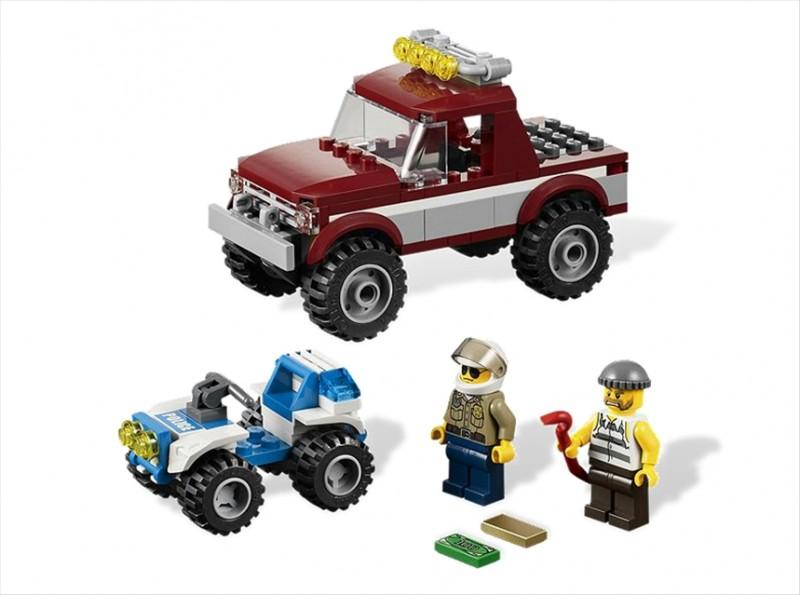 Lego 4437 City Policejní honička