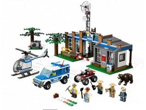 obrázek Lego 4440 City Policejní stanice