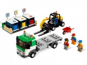 obrázek Lego 4206 City Recyklační vůz
