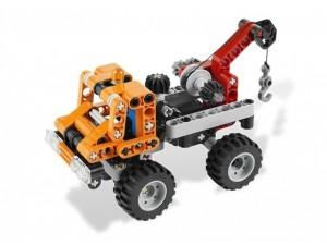 obrázek Lego 9390 Technic Mini odtahový vůz