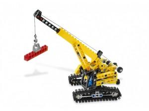 obrázek Lego 9391 Technic Pásový jeřáb.