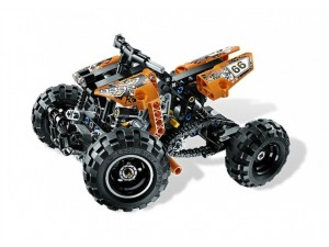 obrázek Lego 9392 Technic Čtyřkolka