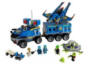 obrázek Lego 7066 Alien Conquest Velitelství obrany Země