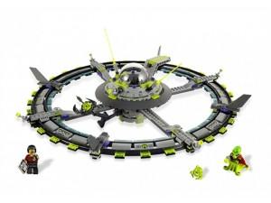 obrázek Lego 7065 Alien Conquest Základna mimozemšťanů