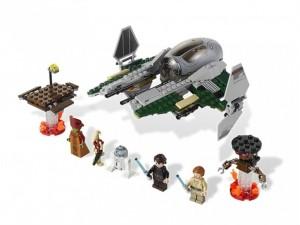 obrázek Lego 9494 Star Wars Anakins Jedi Interceptor