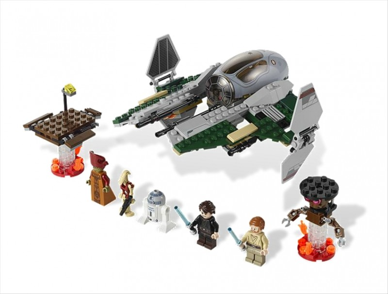 Lego 9494 Star Wars Anakins Jedi Interceptor