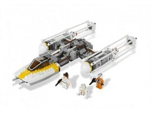 obrázek Lego 9495 Star Wars Gold Leader's Y-Wing Starfight