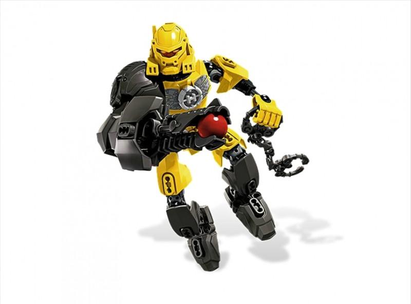 Lego 6200 Hero Factory Evo