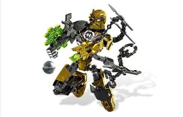 Lego 6202 Hero Factory Rocka