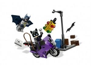 obrázek Lego 6858 Super Heroes Catcycle
