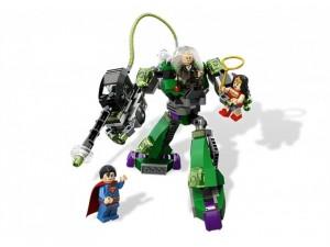 obrázek Lego 6862 Super Heroes Superman vs Power Armor Lex