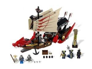 obrázek Lego 9446 Ninjago Odměna osudu