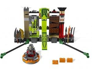 obrázek Lego 9558 Ninjago Tréninková sada