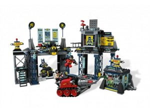 obrázek Lego 6860 Super Heroes Batcave