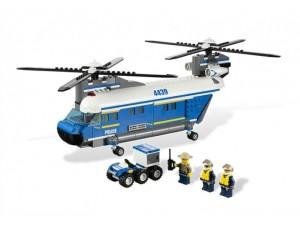 obrázek Lego 4439 City Robustní helikoptéra