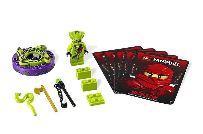Lego 9562 Ninjago Lasha