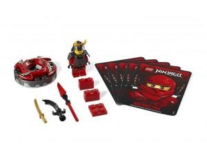 obrázek Lego 9566 Ninjago Samuraj X